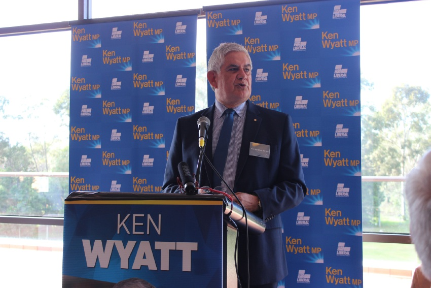 Ken Wyatt.