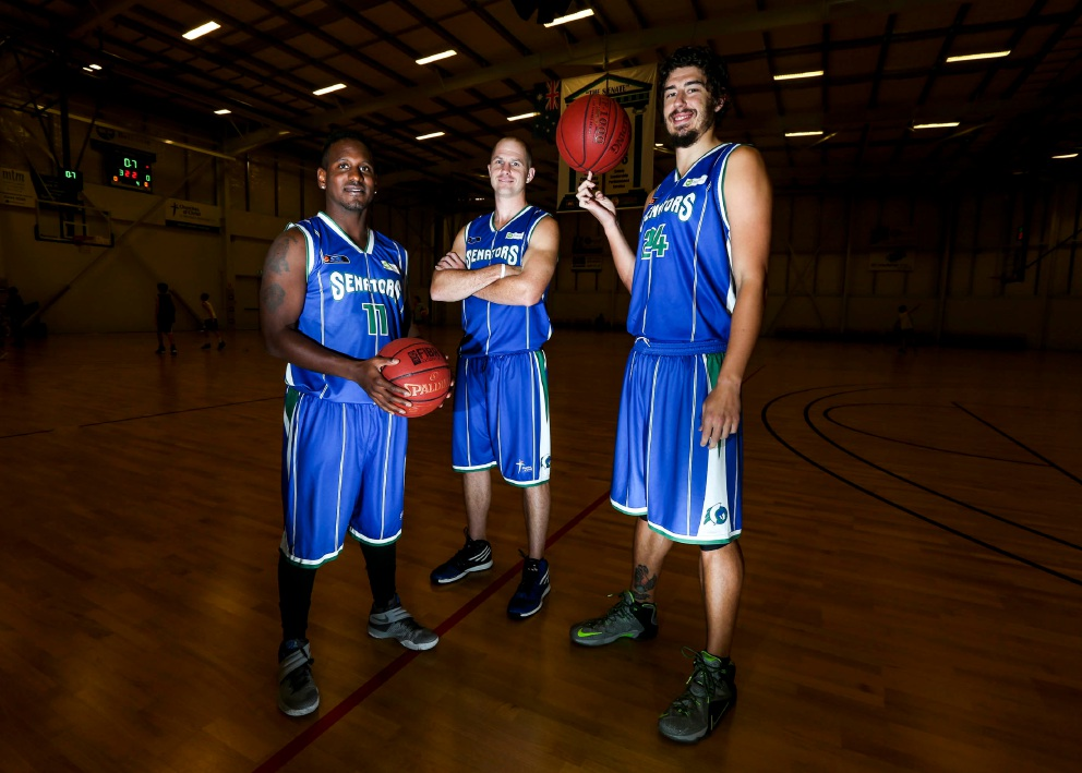 Stirling Senators sporting distinctively Wildcats flavour with greats' sons lacing up