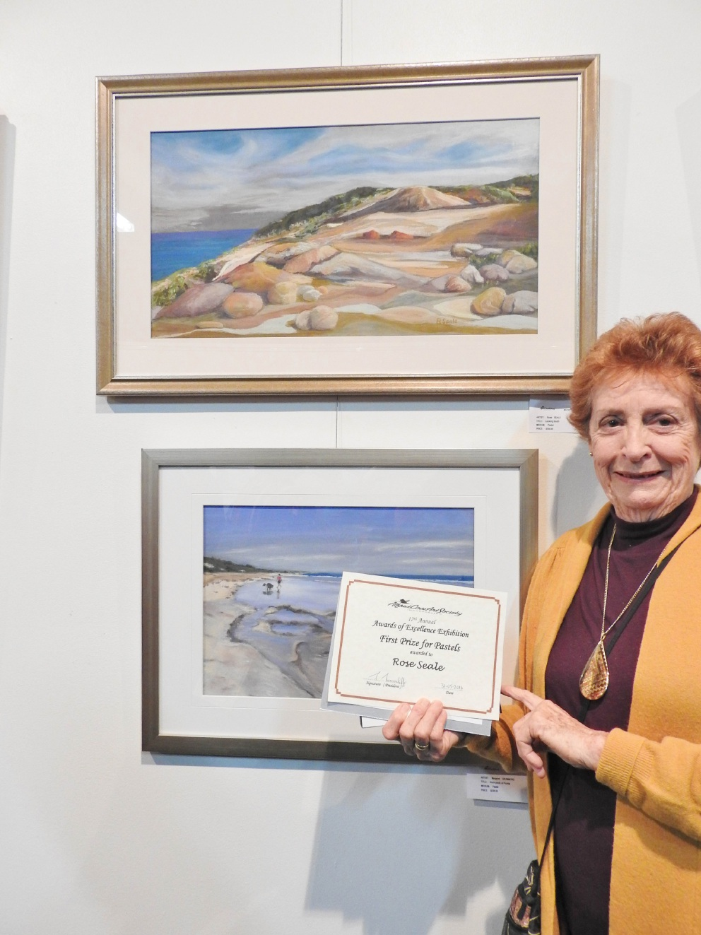 Melville artists showcase talents at Alfred Cover Art Society Annual Awards of Excellence