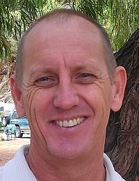 Australian Christians candidate for Tangney John Wieske.