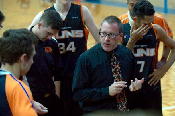 Kalamunda Easter Suns coach Michael Clarke chronicles journey in basketball