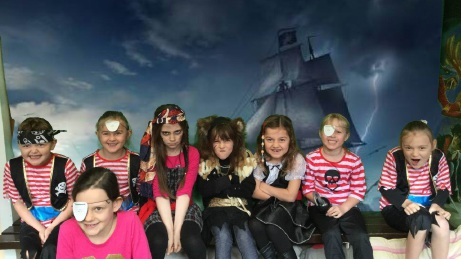 Pirate Day at Dwellingup Primary School