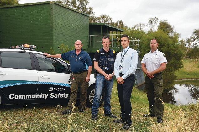 joint effort nets offenders