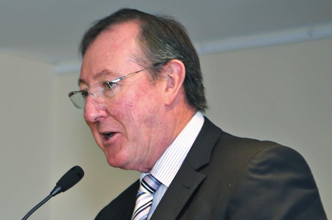 Belmont chief executive Stuart Cole.