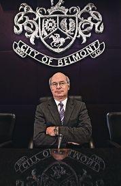 Belmont Mayor Phil Marks.|Picture: Elle Borgward d409038