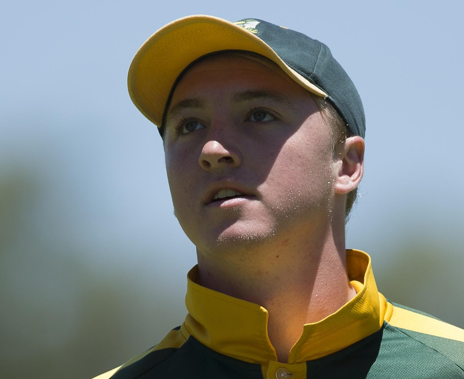 Joondalup batsman Jaron Morgan made 107 last weekend.