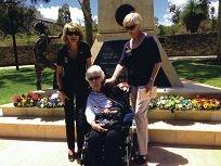 Lynne Mucciarone, Ruth Wedderburn and Lorrie Mucciarone