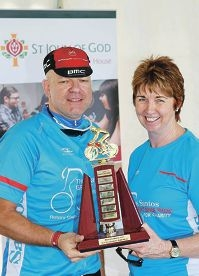 Kingsley resident to participate in Santos Great Bike Ride for Charity at Langley Park