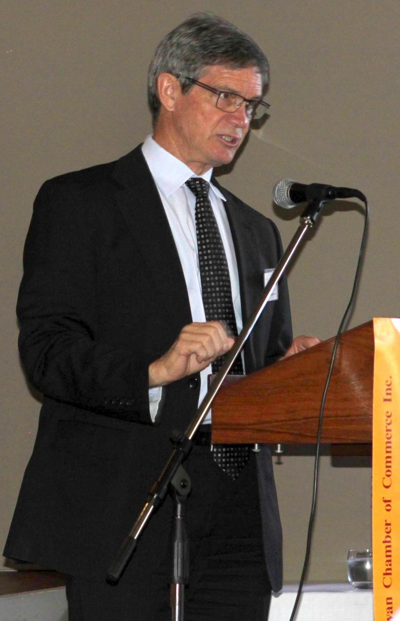 Riverton MLA Mike Nahan.