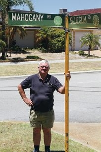 City of Bayswater resident Allan Tapper is angry his Morley home could become part of the City of Swan.