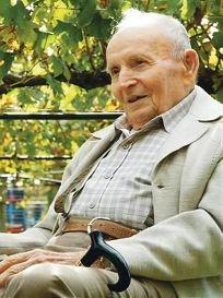 The late Joe Zekulich, a