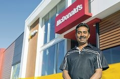 McDonald's launched first WA family concept restaurant in Butler