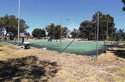 Koondoola Tennis courts