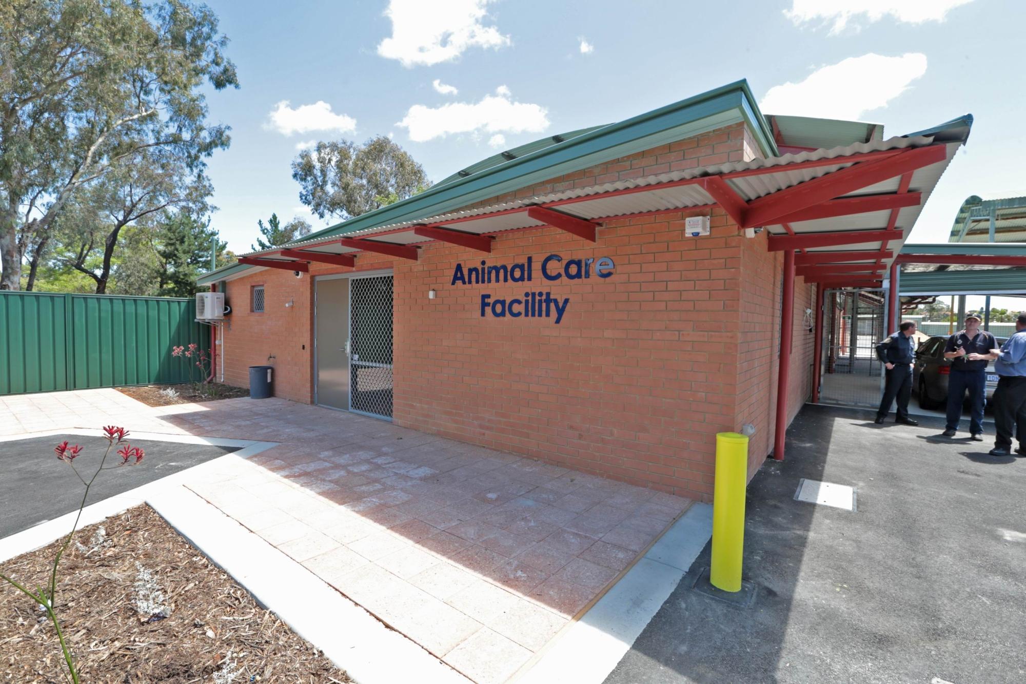 Animal Care Facility.