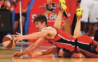 The Wildcats have missed the intensity of Greg Hire while he has been injured. Picture: Getty Images