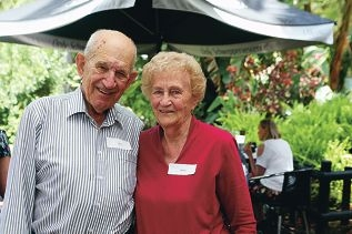 Merv and Glenis Scott recently celebrated their 65th wedding anniversary.