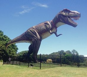 The Swan Valley Planning Committee believes an interactive dinosaur park would negatively affect the area's rural character.