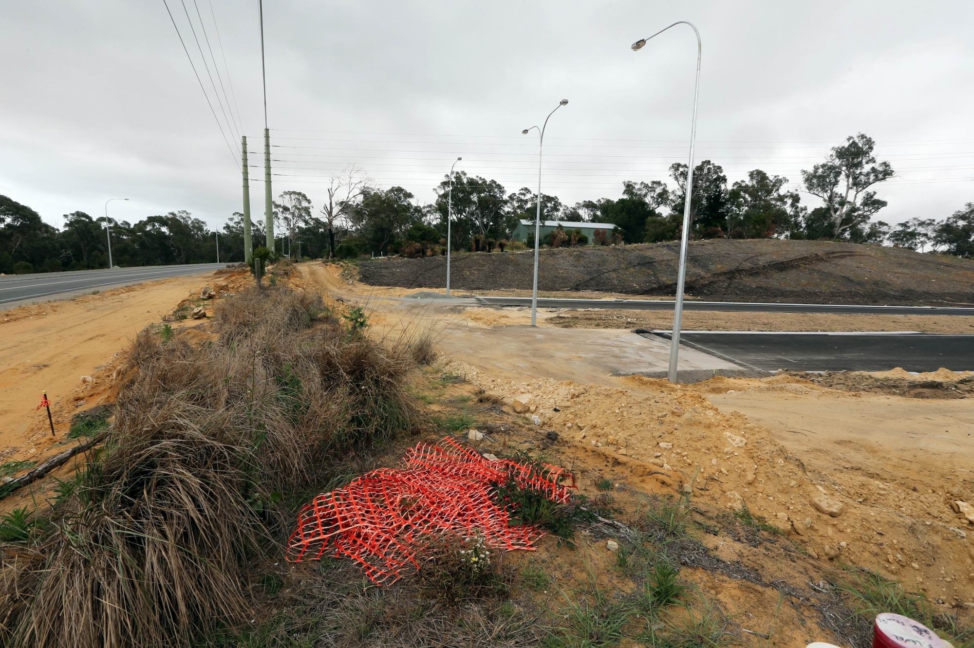 The City of Wanneroo is applying for Federal funding for Flynn Drive stage two while stage one works remain unfinished. d429819