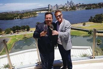 Peter Gilmore & Heston Blumenthal kick Off  Margaret River Gourmet Escape