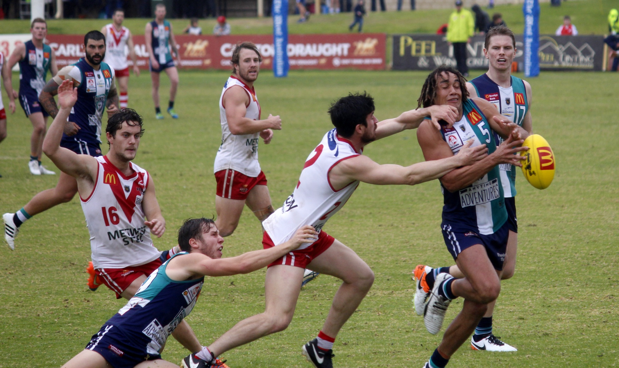 WAFL: Thunder fades in second half in loss to South Fremantle