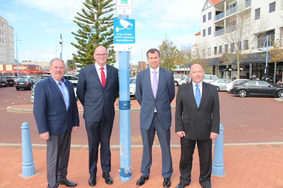 Liberal promise for City of Rockingham to receive five mobile CCTV cameras