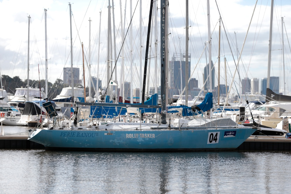 A chance to sail with Jon Sanders