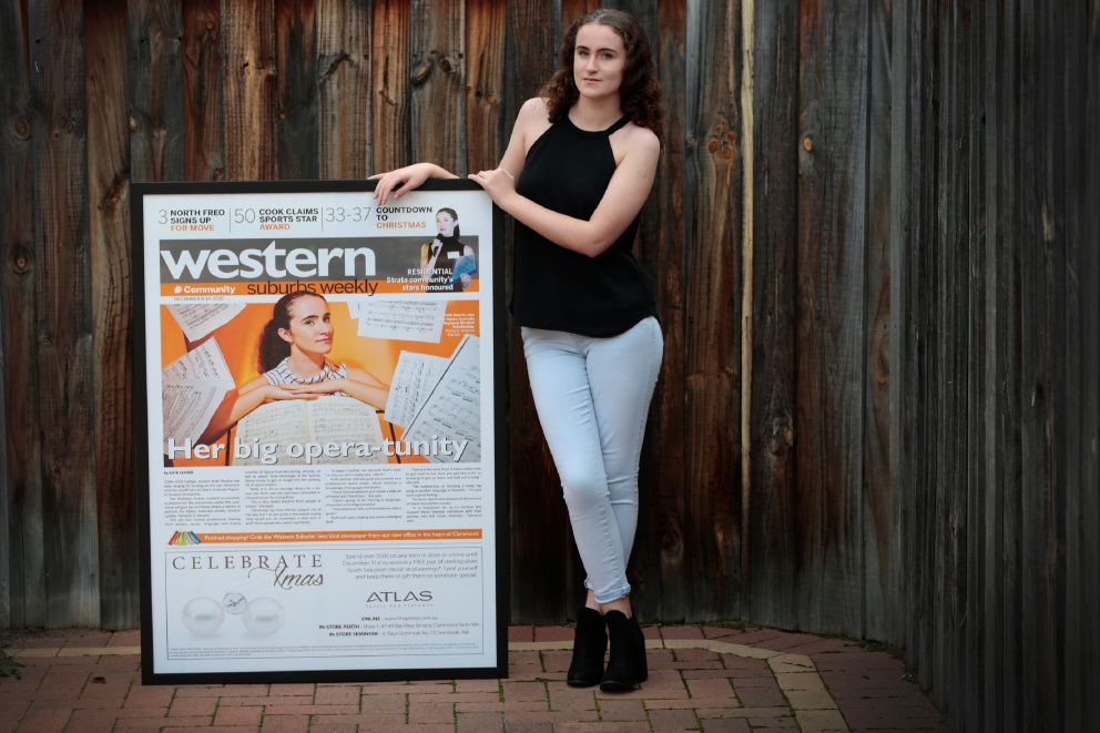 Western Suburbs Weekly front pages available