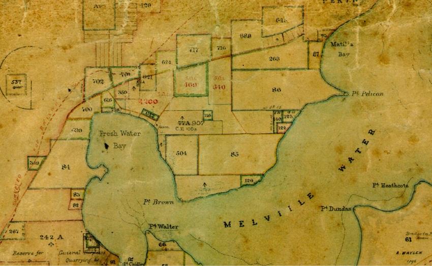 Dalkeith history: affluent suburb originally farmland