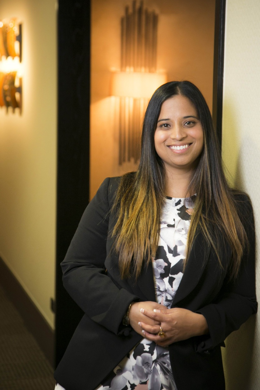 Kelly Pillay, director, accountant and financial planner of the KLI Group in Cockburn Central.