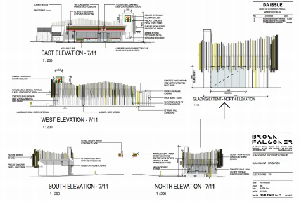 Panel nod on 7-Eleven development in Butler