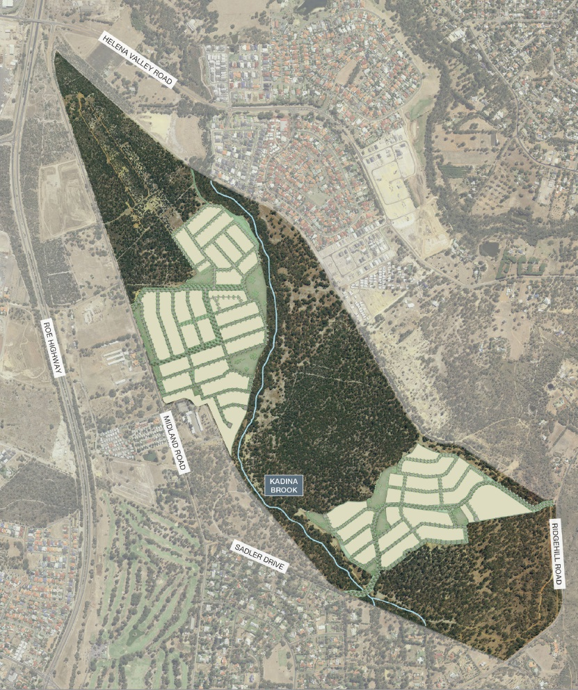 Bushmead land sales to begin at former Department of Defence site in Hazelmere