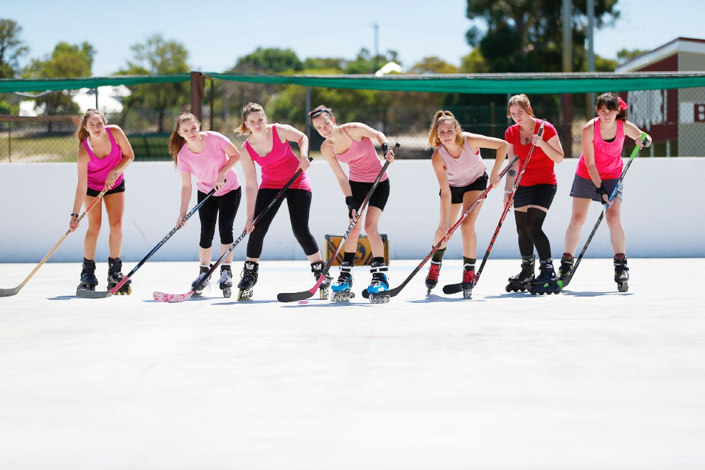 Street Roller Hockey League finds home for finals at Morley Rollerdrome