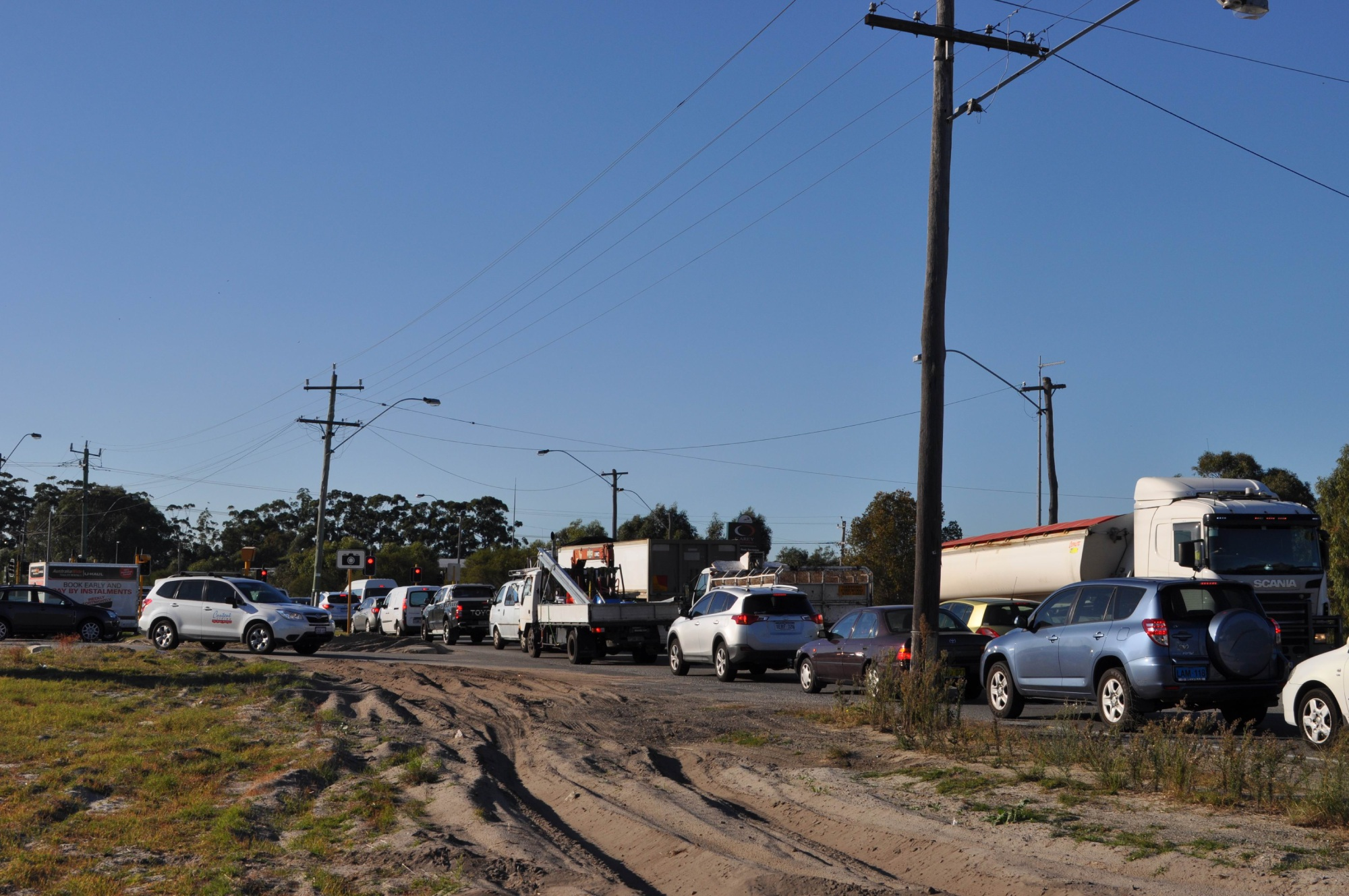 The Federal Government says it will help to ease congestion on Armadale Road