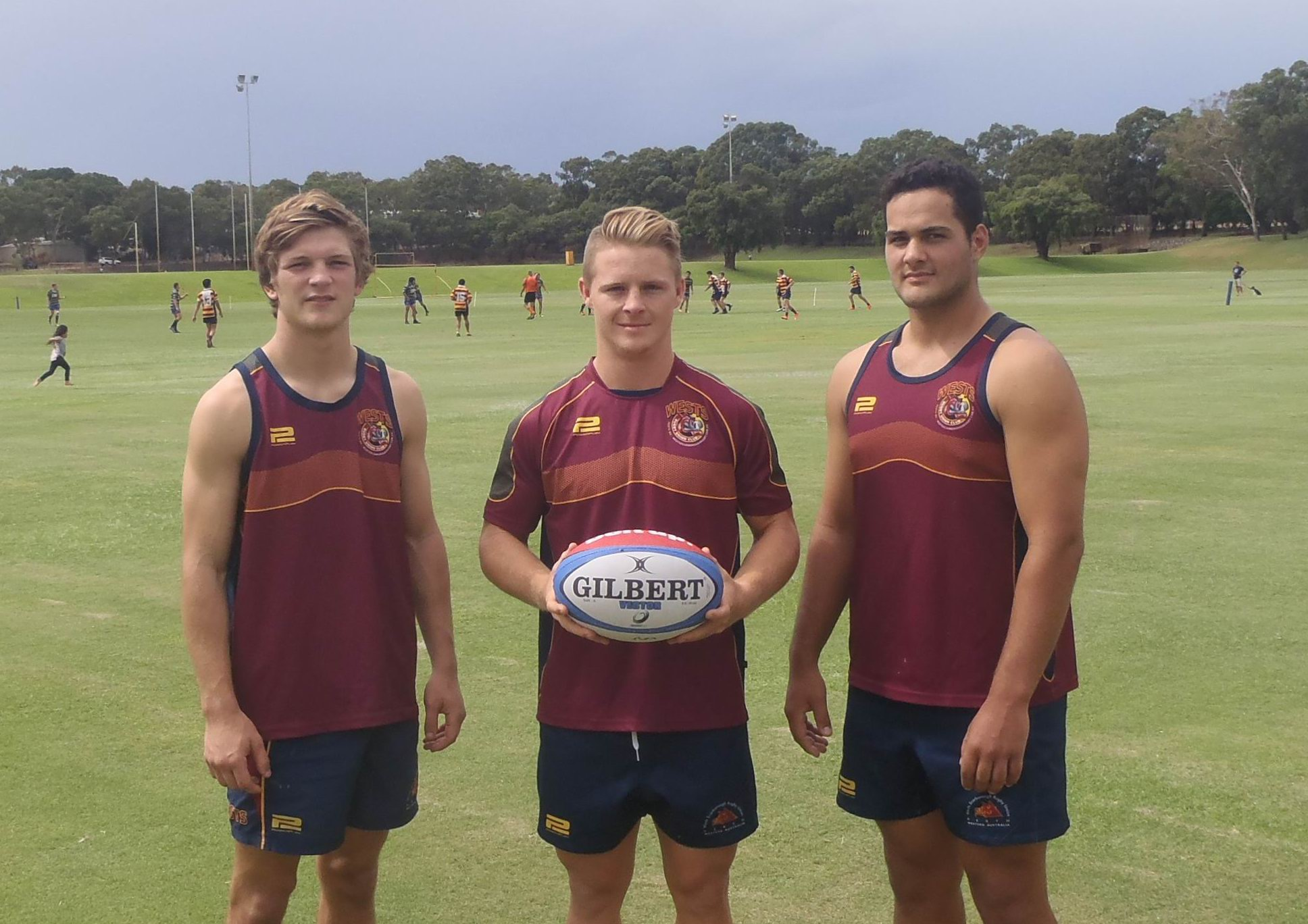 Western Force selects Wests Scarborough Rugby Union players for curtain raisers