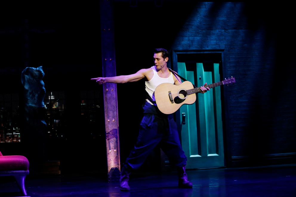 Ghost the Musical: Wendy Mae Brown up to the task of the role