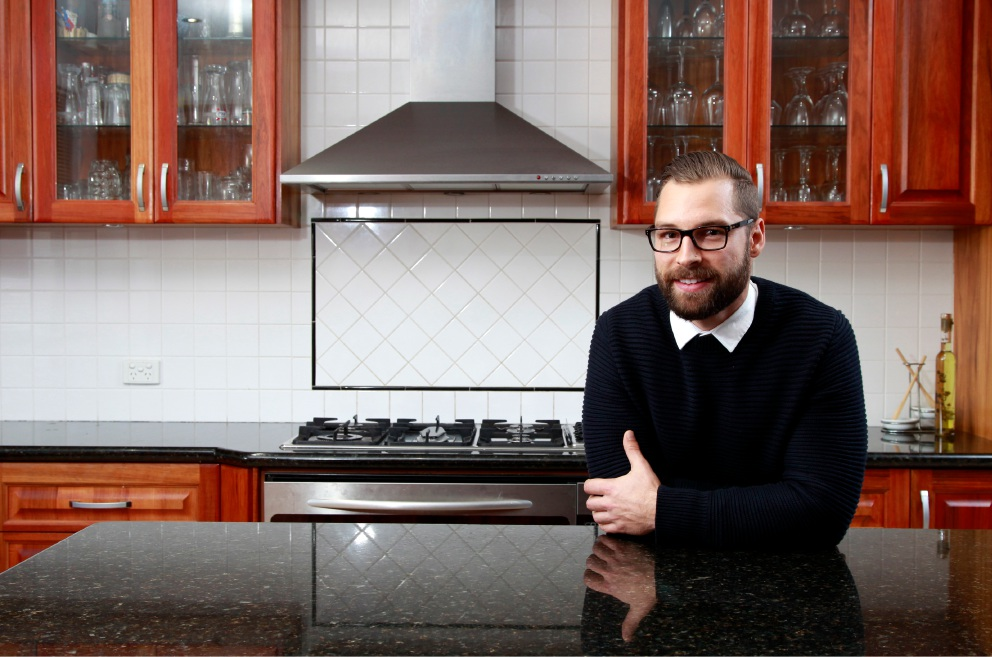 Building designer Janik Dalecki says home owners can maximise on the downturn by improving their homes