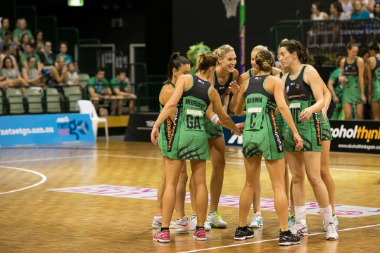 West Coast Fever record one-point win over NSW Swifts in Shae Brown's 100th game