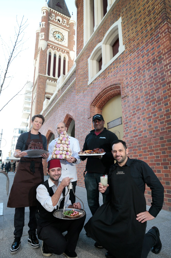 Winter Supper Club: Perth Town Hall to host street food market