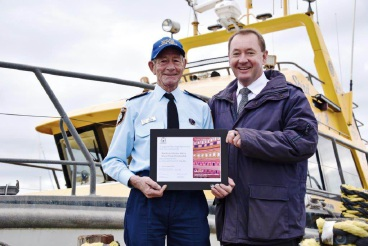 Grant for Mandurah Volunteer Sea Rescue to improve efficiency