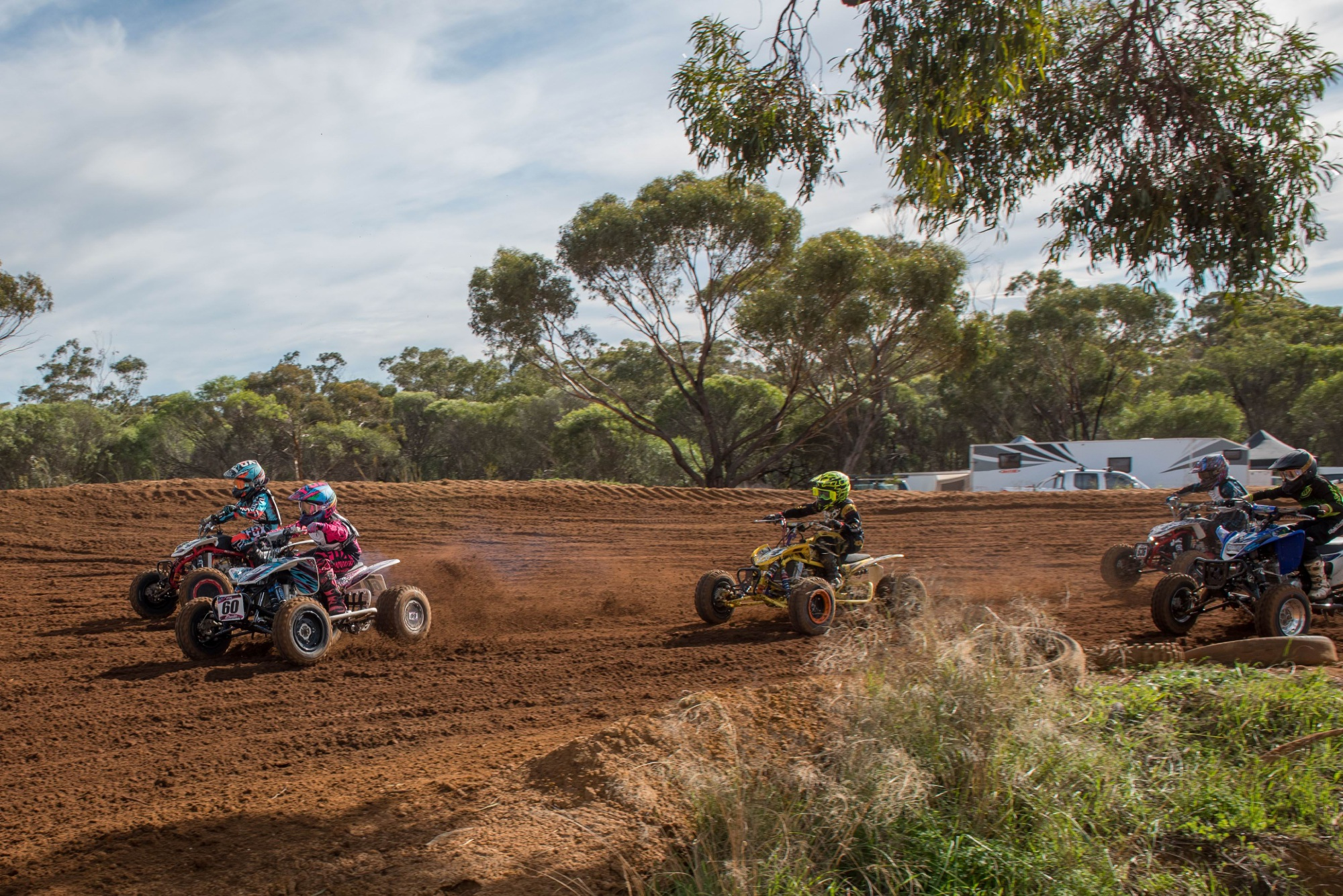 Junior State Motocross Championship: youngster Regan Duffy has lead in sights