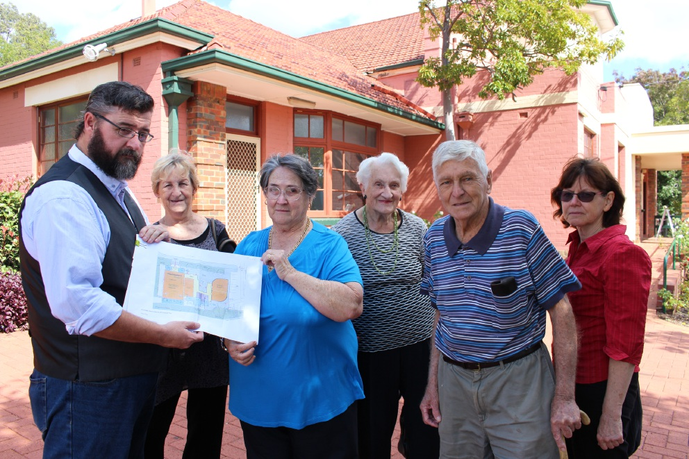 Armadale Hall upgrade: residents slam $4m project