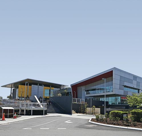 The Cockburn Medical Centre cost $45 million – well above the initial estimate. Picture: Elle Borgward www.communitypix.com.au d428266