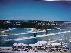 The Cable Water Ski Park in Spearwood in the mid-1980s.