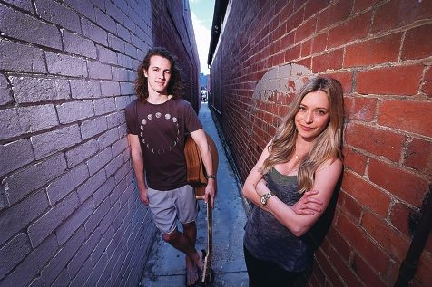 Riley Pearce and Loretta Angus will perform at the Cottesloe Festival.