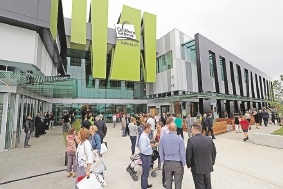 $100 million later, the new and improved Cockburn Shopping Centre. Picture: Martin Kennealey d428350
