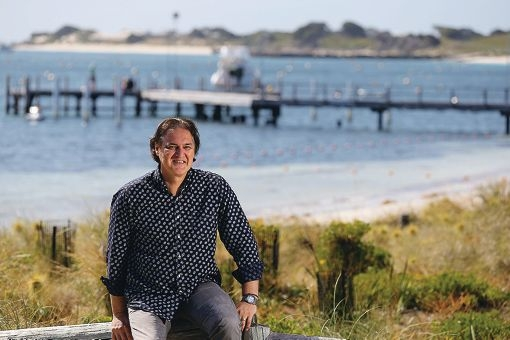 Paolo Amaranti  (CEO Rottnest Island Authority)