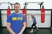 Self-defence expert Stephen Walton. Picture: Emma Goodwin www.communitypix.com.au d428291
