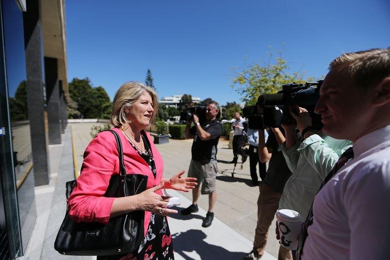 Kwinana Mayor Carol Adams