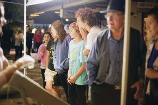 Joondalup's twilight markets return next month from November 21.