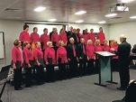 The Wanneroo Civic Choir will sing with secondary school students.